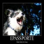 Внимание!!! ePassporte еще не мертв, но уже, скорее всего,  и не жив.